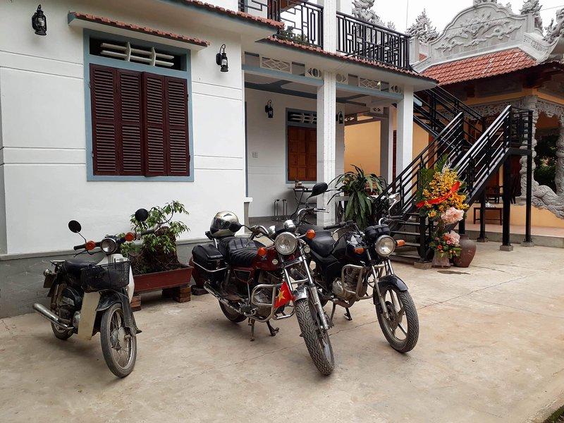 Tropical Valley Homestay, location de vacances à Phong Nha