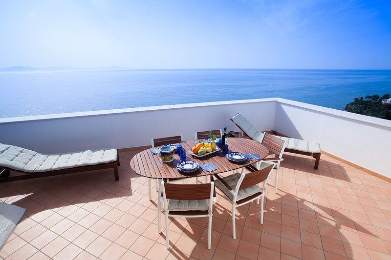 Terrazza Amalfitana, vacation rental in Vettica