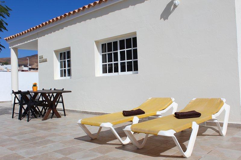 Casa Enamorado, holiday rental in Tarajalejo