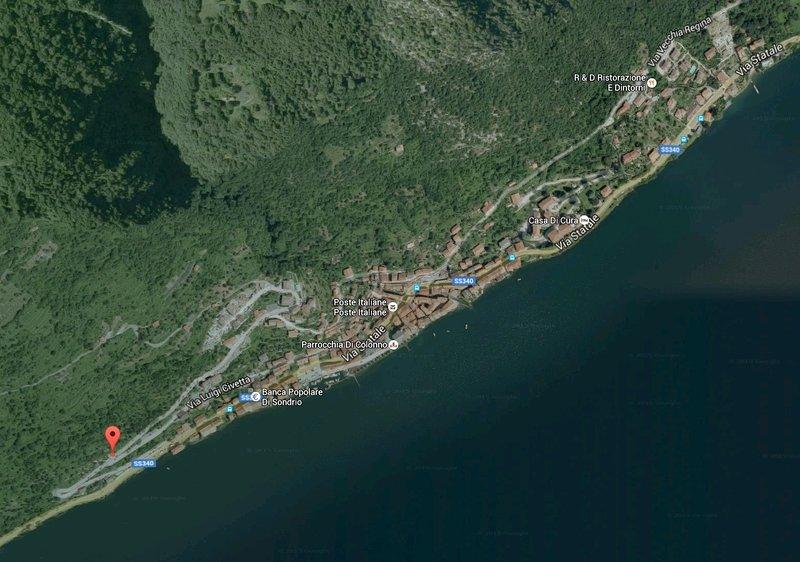 Mapa del entorno