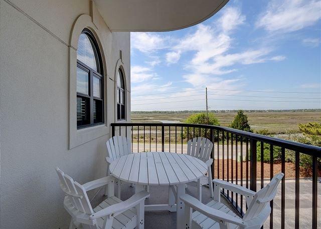 Duneridge 3104 Balcony