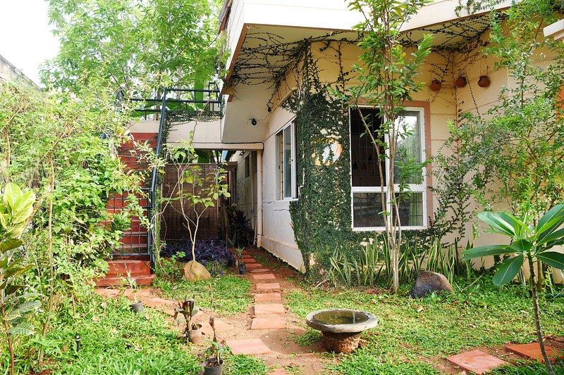 The Gokulam Guest House - Tunga room, aluguéis de temporada em Kochanahalli