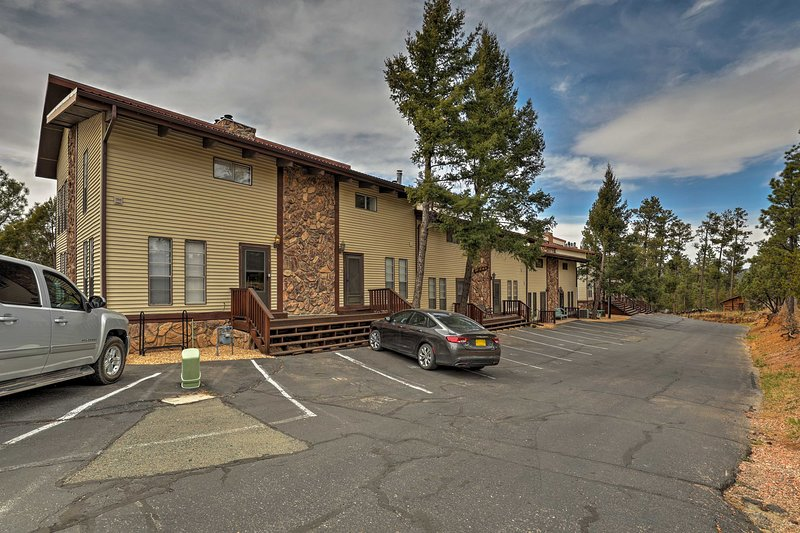 This is sure to be a Ruidoso retreat you'll never forget!