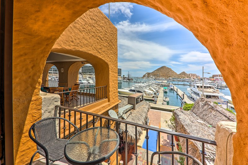 Your tropical paradise awaits at this Cabo San Lucas condo!