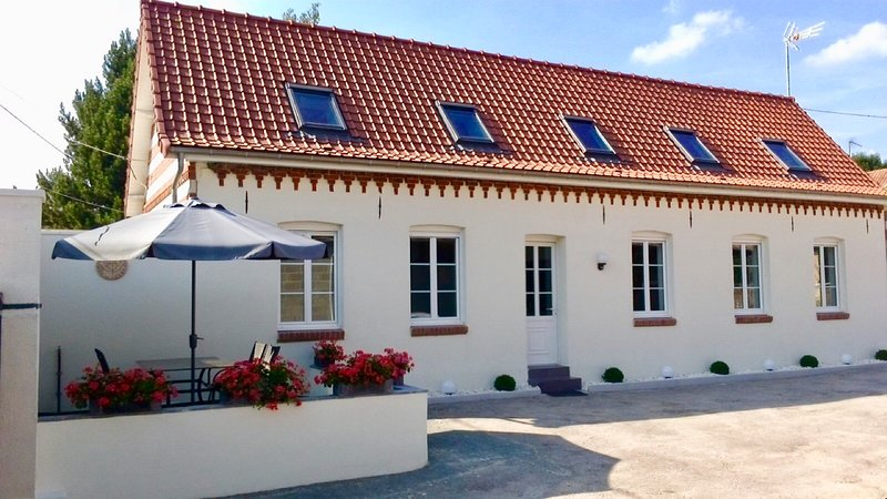 GITE DES CAGNIERS, holiday rental in Nielles-le-Blequin
