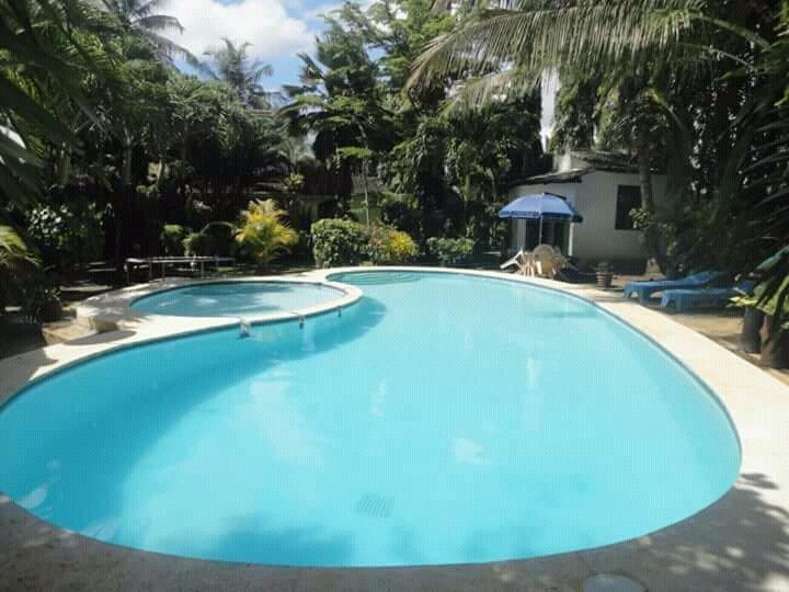 Kejan villa - piscina