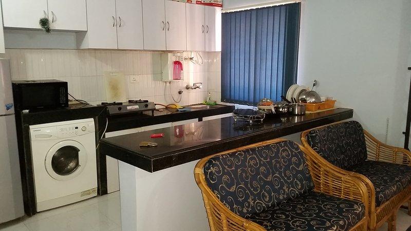 Salón + cocina