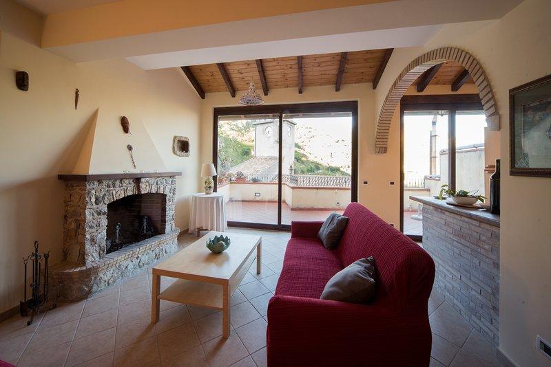 Superior House Borgo Gallodoro – semesterbostad i Limina