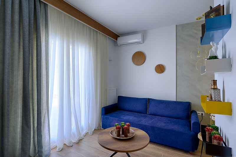 Armonia deluxe Apt.(must), holiday rental in Neapoli