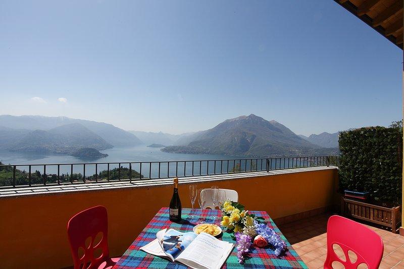 Alto Perledo Panoramica, Ferienwohnung in Regoledo