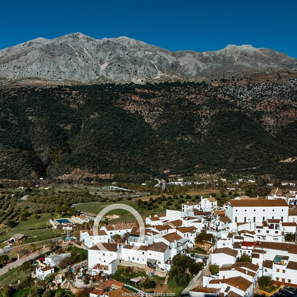 Jimera de Libar, Guadiaro Valley, Natural Park Sierra de Grazalema, Serrania de Ronda.