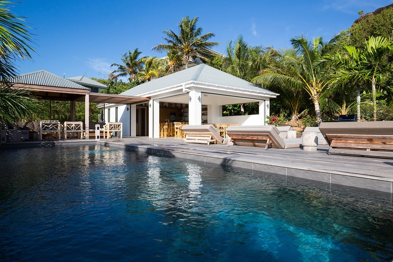 VillaCoco Rock -PARADISIAC VILLA IN ST BARTH - Luxury Villa 12 people Ocean View, alquiler de vacaciones en Grand Cul-de-Sac