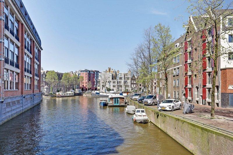 Beautiful canal