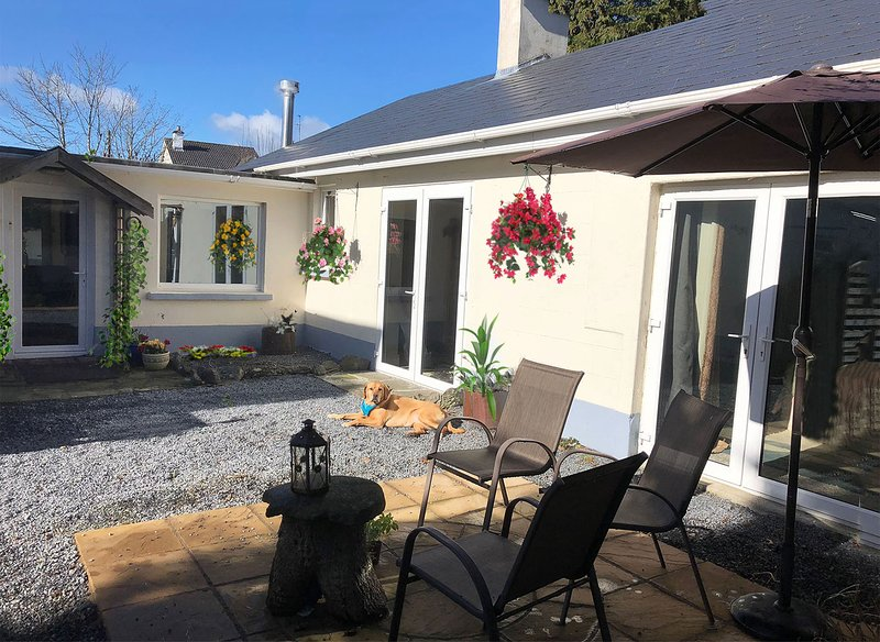Galway Cottage and Period Banba House. banbahouse, vacation rental in Kilcornan