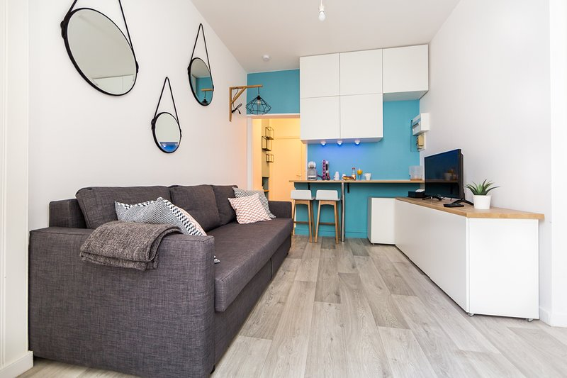Studio L'éléphant bleu, holiday rental in Saint-Sebastien-sur-Loire