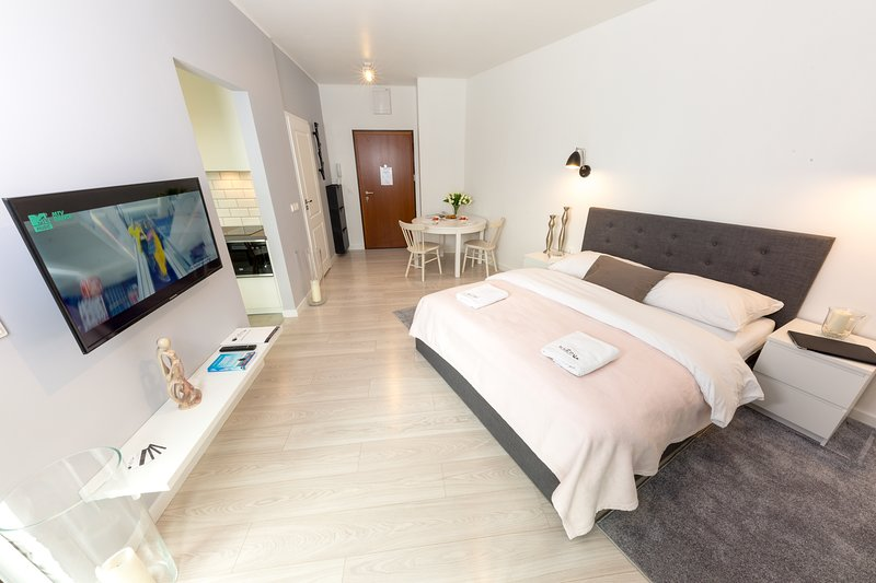 Apartment UNIVERSAL, Ferienwohnung in Czosnow