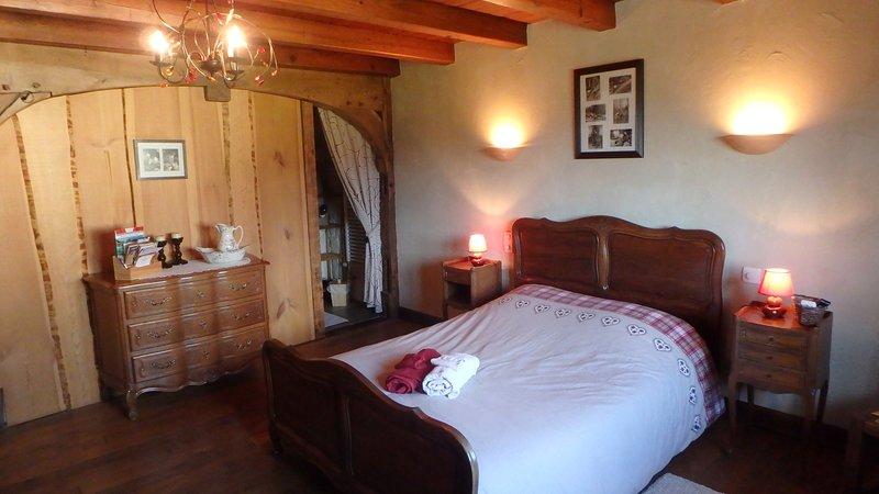 Chambre d'hôtes de Blanche Roche, location de vacances à Remiremont
