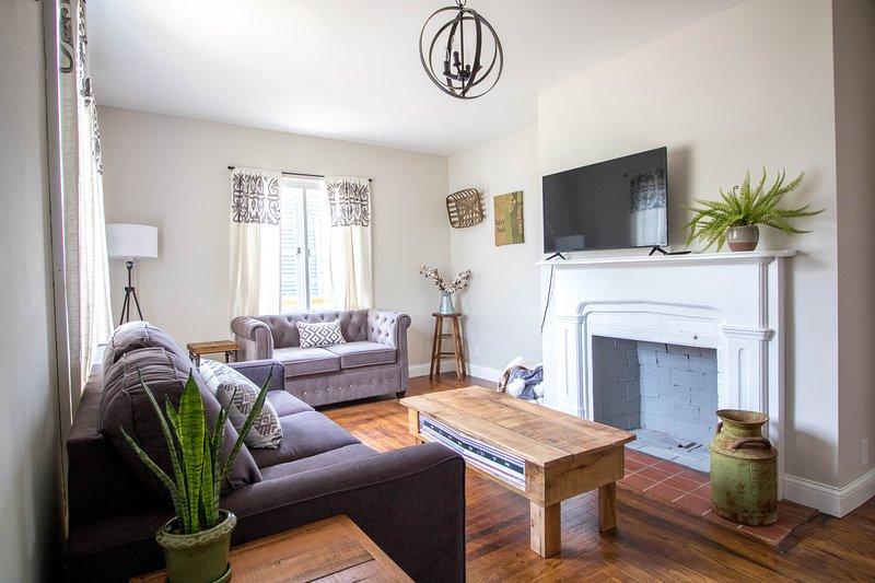 Elin - Prickly Pair Suites, alquiler de vacaciones en Crittenden