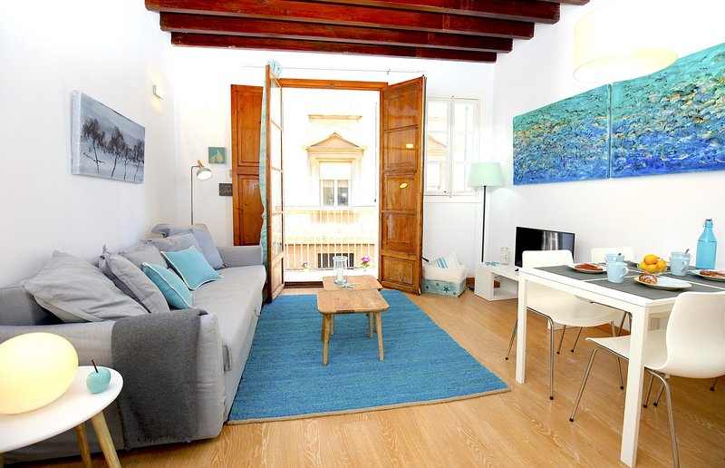 Sant Miquel Homes Es Trenc, vacation rental in San Simon