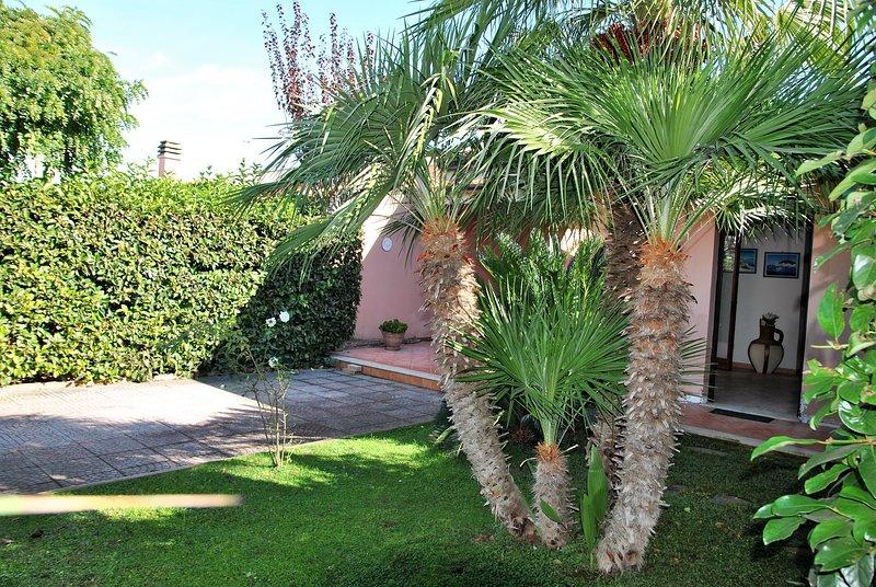 Villa Lena ha il fascino della casa comoda e funzionale, alquiler vacacional en Monte San Biagio