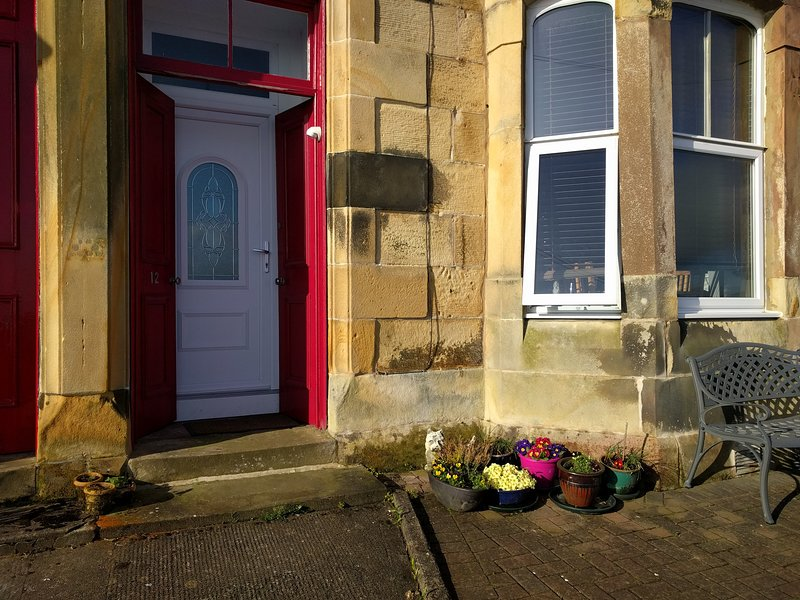 12 St Blanes Terrace, vacation rental in Isle of Bute