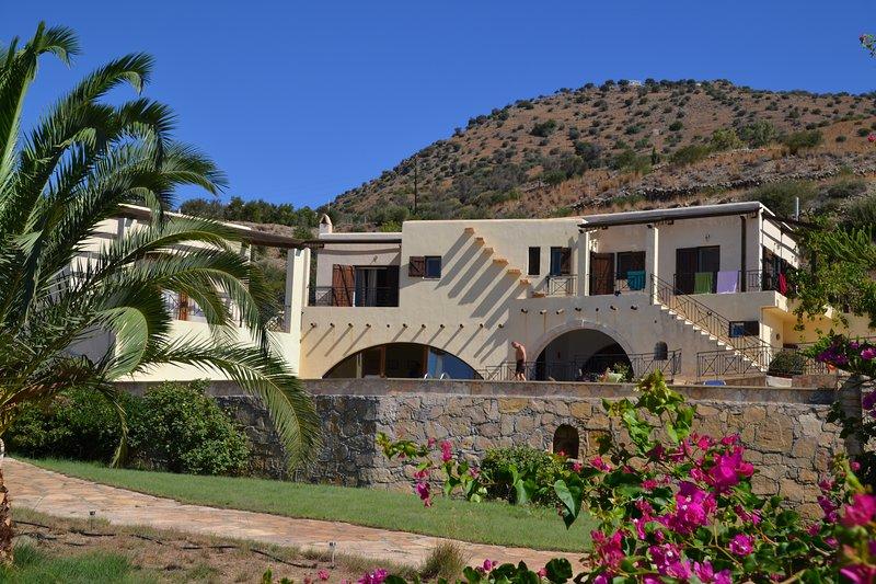 Island Villa, aluguéis de temporada em Agia Paraskevi