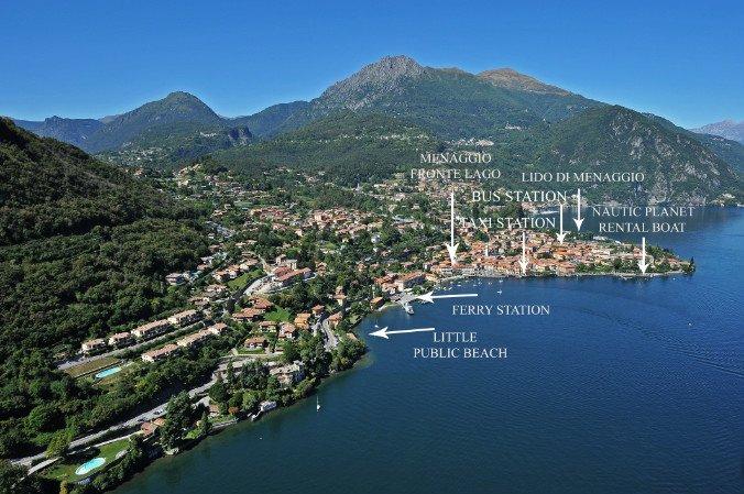 Menaggio Fronte Lago, vacation rental in Menaggio