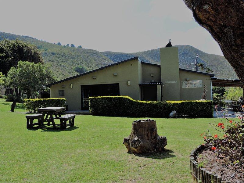 vistas a la montaña Panorama Casa