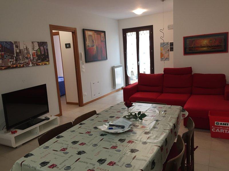 Appartamento turistico Summer Jamboree. Tra mare e natura, alquiler vacacional en Morro d'Alba