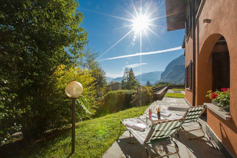 Menaggio Poggio Fiorito Loggetta, vacation rental in Menaggio