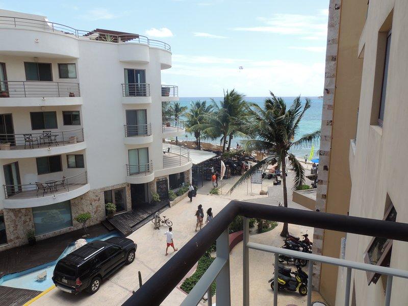 306 SURF EL FARO /1 HABITACION, holiday rental in Solidaridad