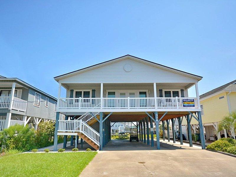 Encuentra lo mejor de North Myrtle Beach en esta casa de vacaciones!