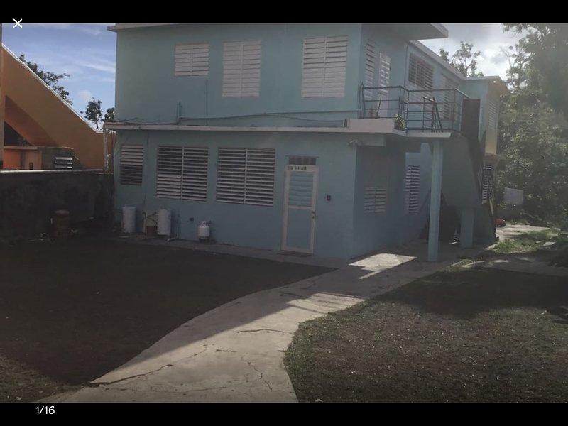 Casa San Juan downtown Vieques, holiday rental in Isabel Segunda
