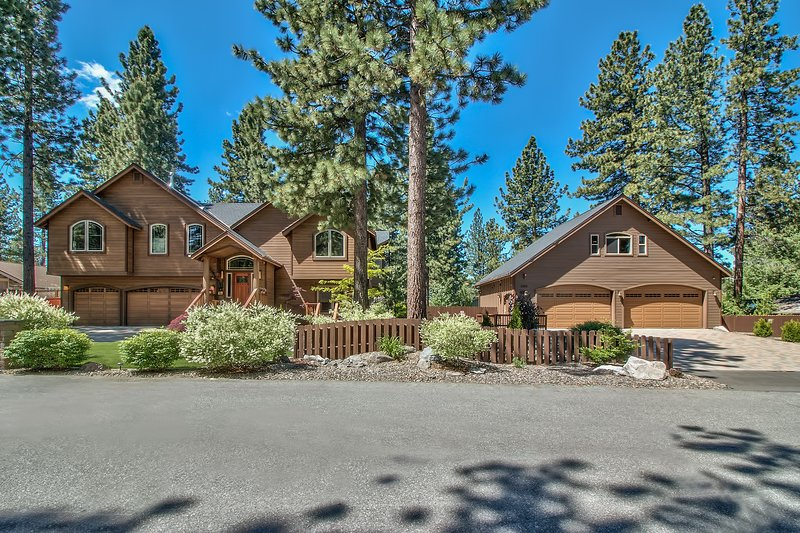 Experience Tahoe like never before from 'Angora Lake Estate!'