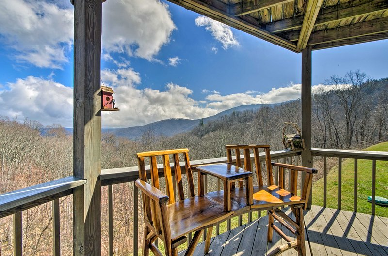 Elevate your stay at Seven Devils in this 2-bedroom, 2-bathroom vacation rental.