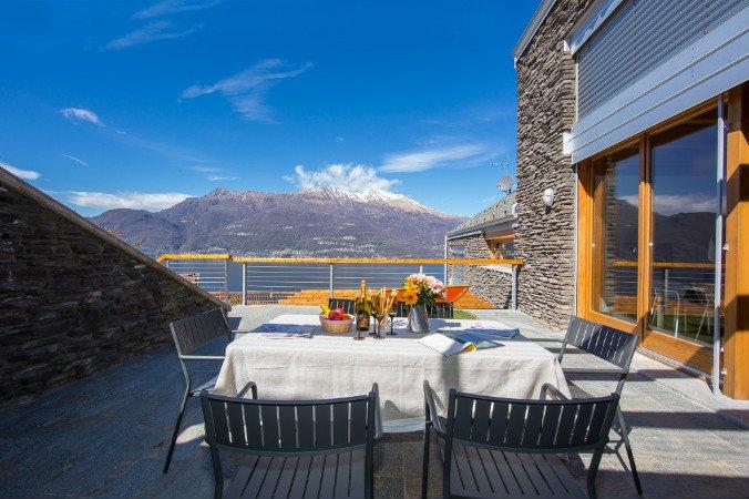 Paradiso del Lago T2, holiday rental in Bellano