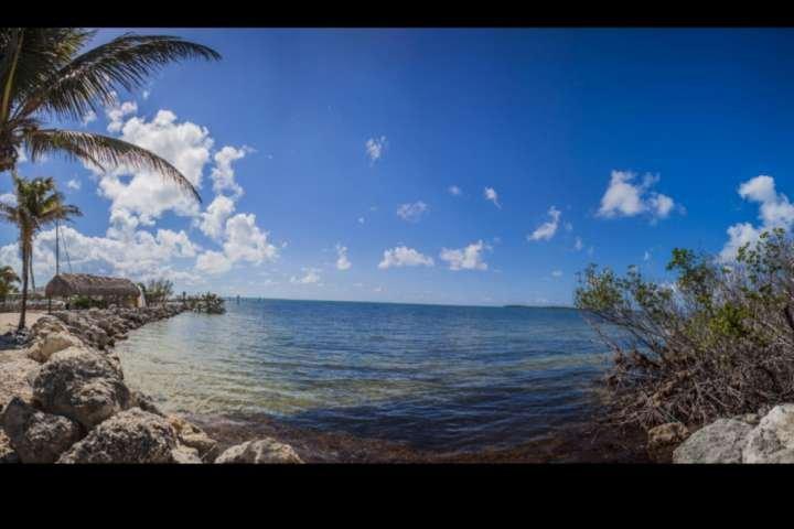 Belas vistas de água