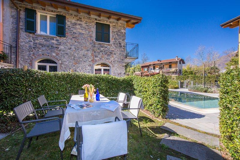 Bellagio Spiaggia Due, vacation rental in Bellagio