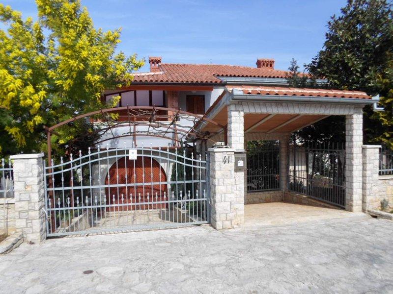 Villa MaVeRo vor