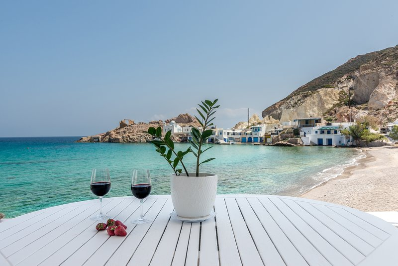 Wind Apartment - Blue Mare, casa vacanza a Milos
