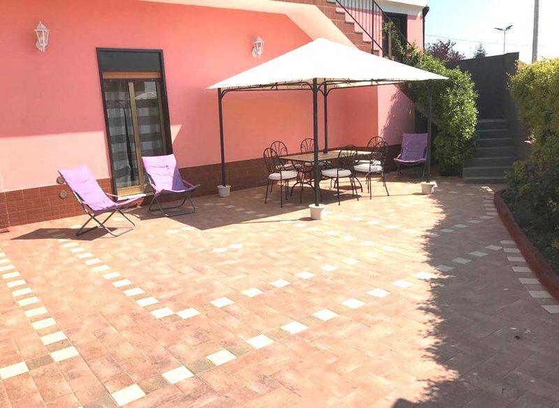 Etna Dimora dei Saponari, holiday rental in Trecastagni