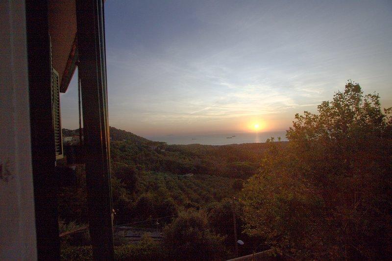de sunset