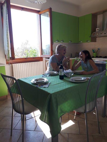 Villa Anna Reggello, vacation rental in Cancelli