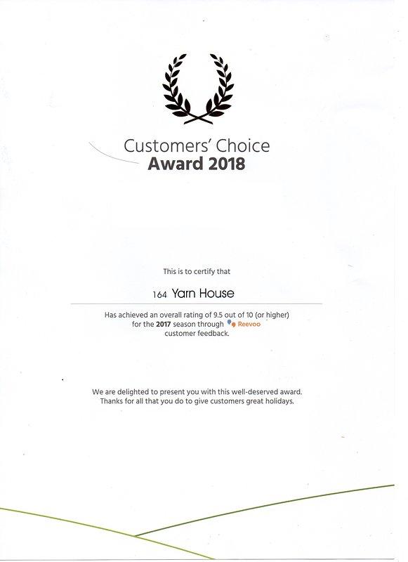 2017 rentals award (previous rental company).