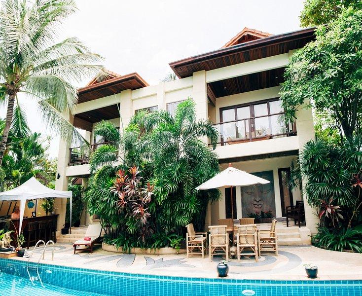 Baan Luxor Villas Koh Samui, holiday rental in Nakhon Si Thammarat Province