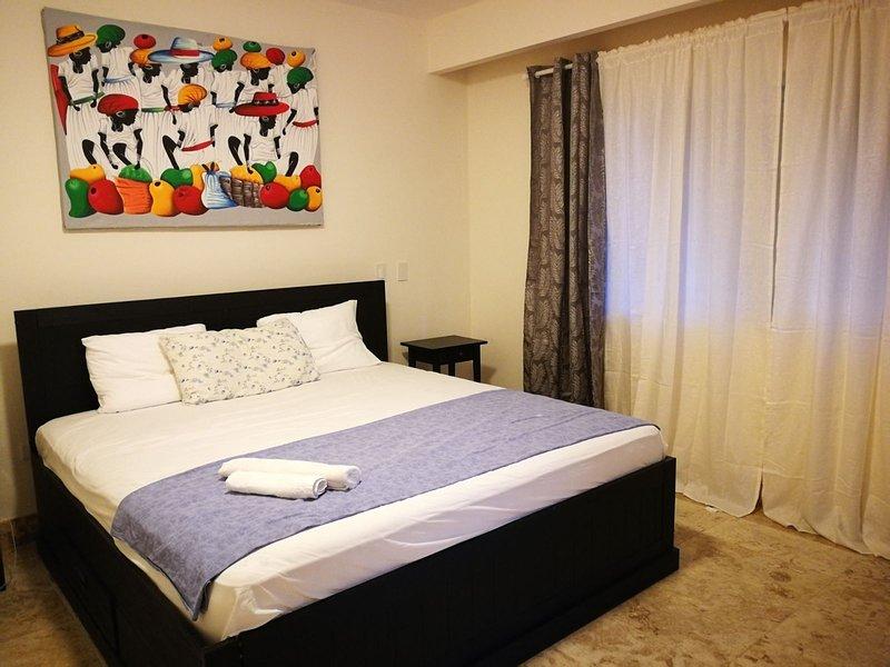 Venesa Apartment #316 in Dominican Bay Resort, alquiler vacacional en Boca Chica