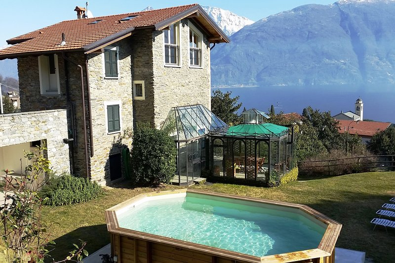 San Siro Villa Sleeps 8 with Pool Air Con and WiFi - 5841422, aluguéis de temporada em Santa Maria di San Siro