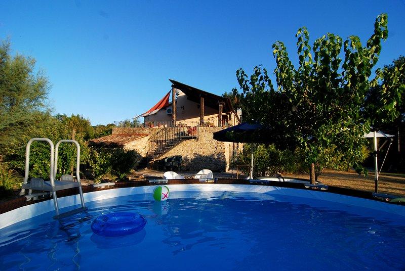 Casa Lucia - Whg Santa Vittoria, location de vacances à Fratte Rosa