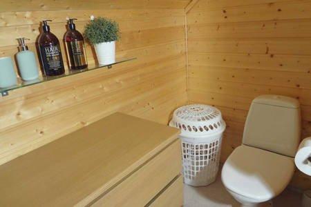 La salle de bains Équipements