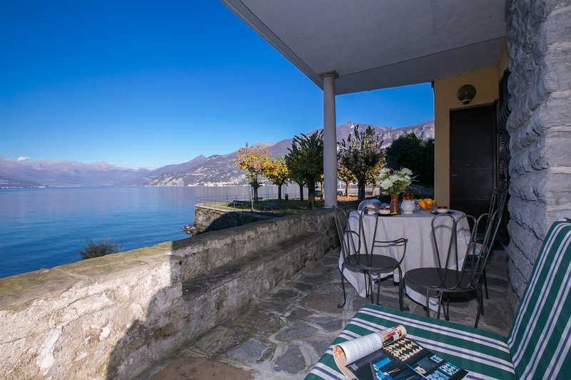 Appartamento La Punta di Bellagio, vacation rental in Bellagio